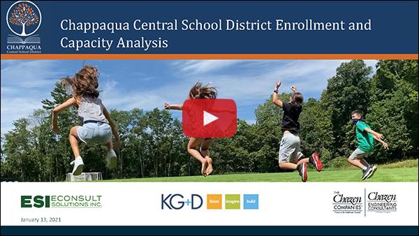 CCSD Enrollment & Capacity Analysis