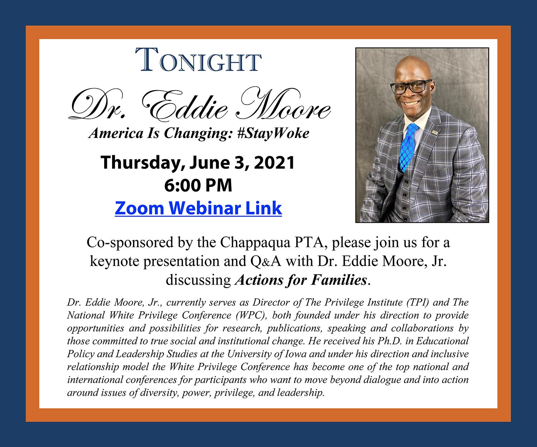Dr. Eddie Moore