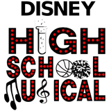 "HGHS Presents Disney's ""High School Musical"""