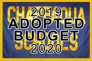 Chappaqua Schools. 2019 2020 Adopted Budget.