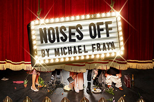 Noises Off by Michael Frayn.