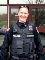 Officer Michelle Mazzocchi