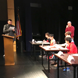 8th-Grader wins SB school-level Geography Bee