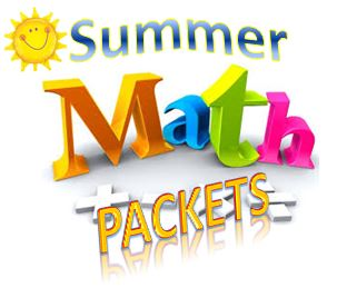 Summer Math Packets