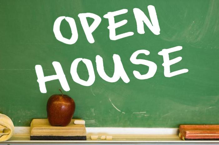 5th/6th Open House Schedules